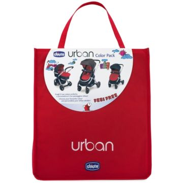 Набор аксессуаров Chicco для колясок Urban Plus (Red Wave)