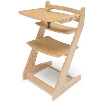 Столик под ограничитель к растущему стулу Millwood Вырастайка без лакокрасочного покрытия