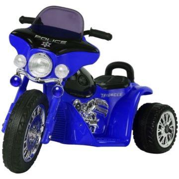 Электромотоцикл Bambini Space Bike (синий)
