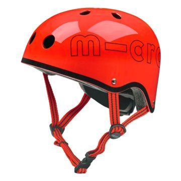 Шлем Micro (глянцевый красный)