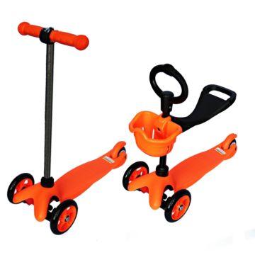 Самокат Explore Saddler (оранжевый)