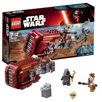 Конструктор Lego Star Wars 75099 Звездные войны Спидер Рей