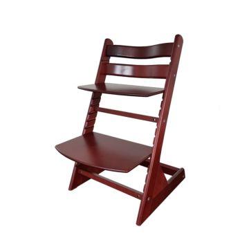 Растущий стул Kid-Fix (Махагон)