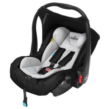 Автолюлька Baby Design Leo (черная)