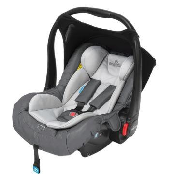 Автолюлька Baby Design Leo (серая)