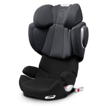 Автокресло Cybex Solution Q-Fix (storm cloud)