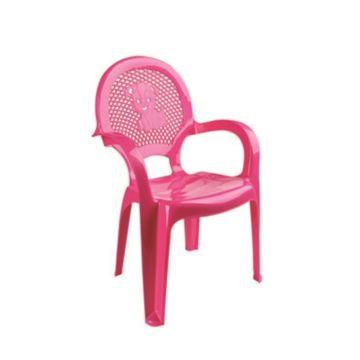 Стульчик детский Dunya Plastik (розовый)