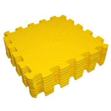 Мягкий пол Babypuzz 33*33 (желтый)