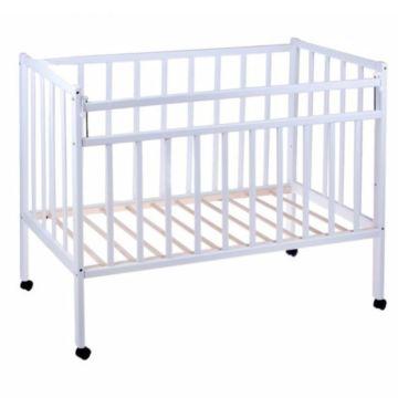 Кроватка детская ВДК Magico-Mini (колесо) (белый)