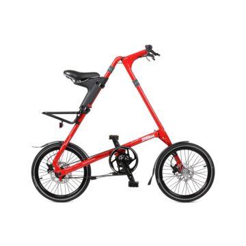 Велосипед складной Strida SD (2016) красный