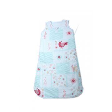 Спальный мешок для новорожденного Feter 100 см (голубой)
