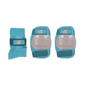Комплект защиты 3 в 1 Спортивная Коллекция JR Pad S (голубой)
