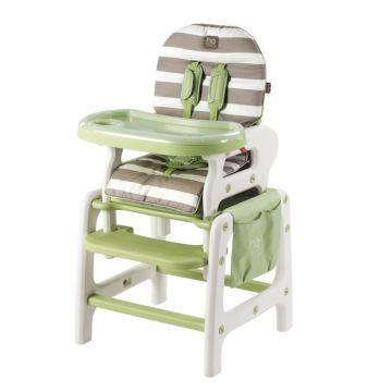 Стульчик для кормления Happy Baby Oliver (Green)