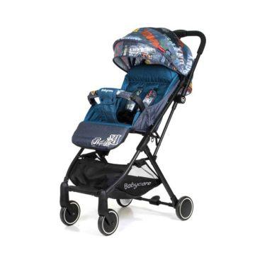 Коляска прогулочная Baby Care Daily (синий)