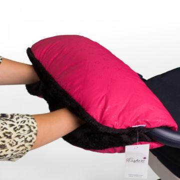 Муфта для коляски Esspero Rays Pink