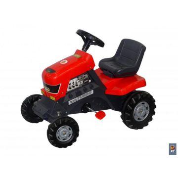Детская педальная машина Coloma Трактор Turbo