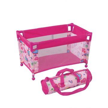 Манеж для куклы Fei Li Toys с сумкой FL8152