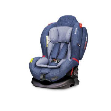 Автокресло Welldon Royal Baby II 2018 Blue