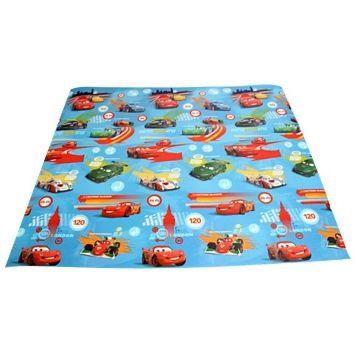 Развивающий коврик Yurim Disney с тубусом 200х150х0.5см (Тачки)