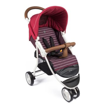 Коляска прогулочная Happy Baby Ultima Limited (Maroon)