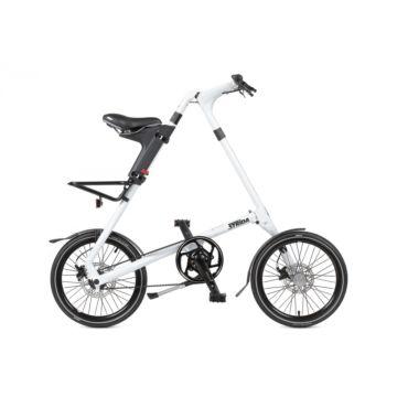 Велосипед складной Strida SD (2016) белый