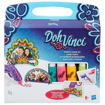 """Игровой набор Play-Doh DOHVINCI """"Фоторамка для любимой фотографии"""""""