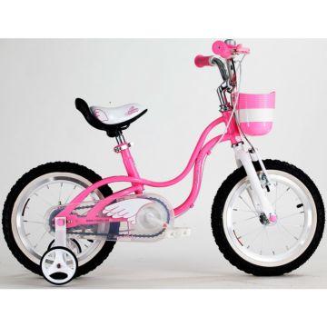 "Детский велосипед Royal Baby Little Swan Steel 16"""