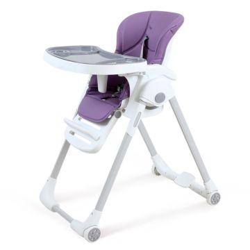 Стульчик для кормления Happy Baby Paul Purple