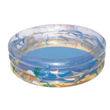 Детский бассейн BestWay 51046BW Морская Жизнь 937 л