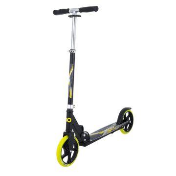 Самокат Unlimited HT02-205 (желтый)