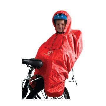 Дождевик Hamax Rain Poncho (Красный)