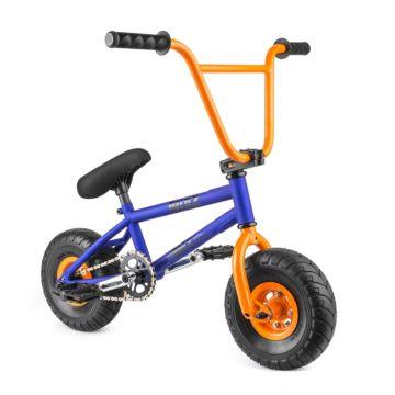 Велосипед Blitz Mini BMX (Синий-оранжевый)