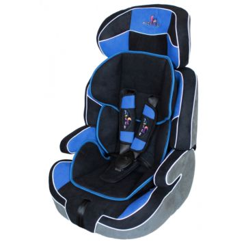 Автокресло ForKiddy Trevel Soft (blue)