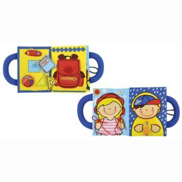 Развивающая игрушка K`s Kids Моя первая книжка-2