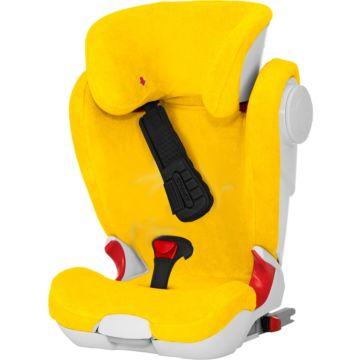 Летний чехол для автокресла Britax Romer KidFix (II) XP (sict) (желтый)