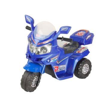 Электромотоцикл Bambini M-10 (синий)