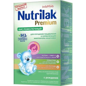 Сухая молочная смесь Nutrilak Premium кисломолочный (с 0 мес.) 350 г