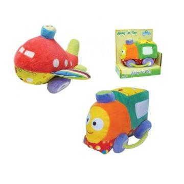 Развивающая игрушка S+S Toys Транспорт