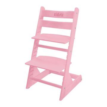Растущий стул Kid-Fix 105 с лакокрасочным покрытием (Розовый)
