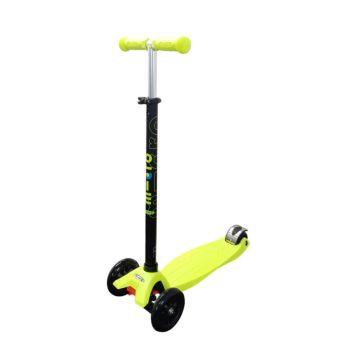 Самокат Micro Maxi T-tube (желтый)