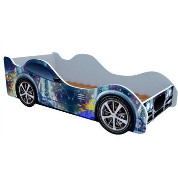 Кровать-машина Кроватка5 Машинки (Город)