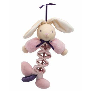 Мягкая игрушка Kaloo Розочка Заяц маленький музыкальный