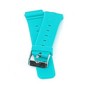 Ремешок силиконовый SmartBabyWatch Q50 (голубой)