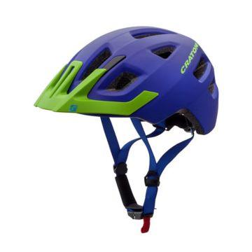 Шлем Cratoni Maxster Pro S-M (blue-lime)