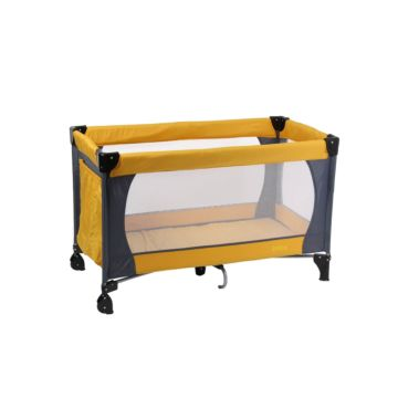 Манеж-кровать Selby 211 (оранжевый)