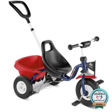 Трехколесный велосипед Puky CAT 1L (capt`n Sharky)