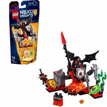 Конструктор Lego Nexo Knights 70335 Нексо Лавария Абсолютная сила