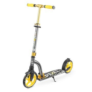 Самокат Trolo LUX Pixel (желтый)