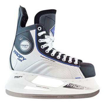 Хоккейные коньки PROFY LUX 3000 blue