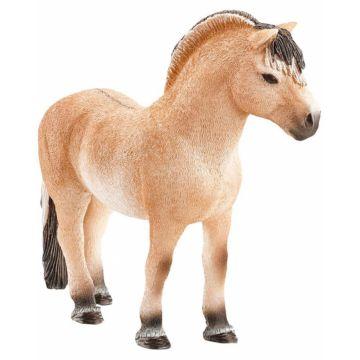 Фиордская лошадь жеребец Schleich